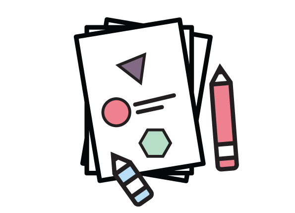 logos servicio medio logotipos