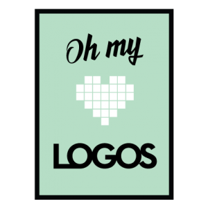 oh my logos poster